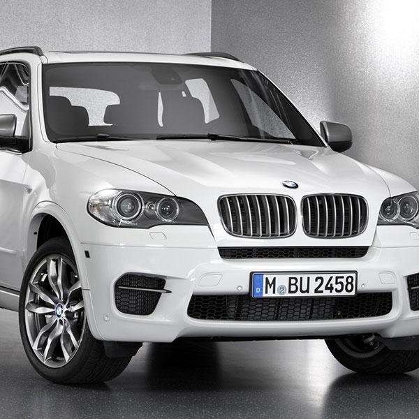 BMW X5 Event